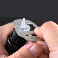 PullShake 4-in-1 cap removal tool